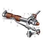 Инструмент для ремонта рулевого узла