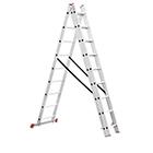 3х-секционные лестницы