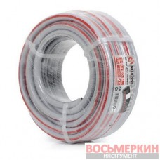 Шланг для полива 5-ти слойный 1/2 , 20м, армированный PVC GE-4132 Intertool
