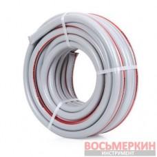 Шланг для полива 5-ти слойный 3/4 , 20м, армированный PVC GE-4142 Intertool