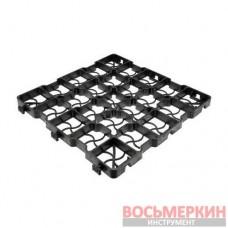 Газонная решетка HOBBY 386 x 386 x 40 мм KRHB40 Bradas