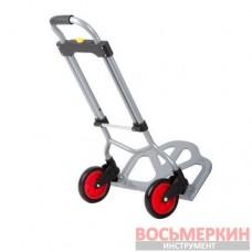 Тележка ручная складная до 60 кг 385мм х 375мм х 960мм колеса 130 мм LT-9006 Intertool