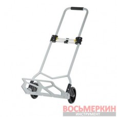 Тележка ручная складная до 70 кг 425 х 420 х 980 колеса 150 мм LT-9008 Intertool
