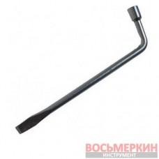 Ключ балонный 22 мм Г образный длинный БАЛ22ДК Камышин