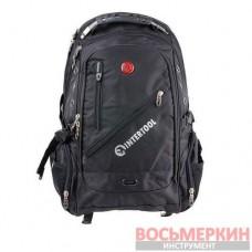 Рюкзак Intertool 3 отделения 20 л BX-9023 Intertool