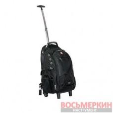Рюкзак дорожный на колесах с телескопической ручкой BX-9024 Intertool