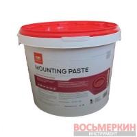 Монтажная паста с герметиком красная 8 кг аналог TOAL ACRILMED ИнструментаЛЛика