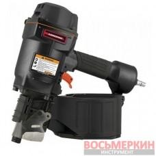 Гвоздезабивной пистолет пневматический от 45 мм до 70 мм магазин 300 гвоздей MCN70 Aeropro