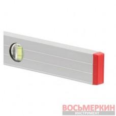 Уровень строительный 600 мм 3 глазка сечение 23 мм х 58 мм MT-1142 Intertool
