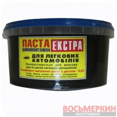 Монтажная паста Экстра зеленая с герметиком 2,5 кг Украина