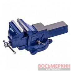 Тиски слесарные чугунные поворотные 4 100 мм TSC4-SW Стандарт