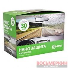 Наносалфетка для стекла 10x14 см NF03 Grass