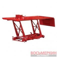 Подъемник ножничный для мотоциклов 400 кг 2540х685мм TRE64001 Torin