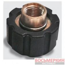 Винтовая стяжка короткая HDS (П 22х1,5 М14 - G1/4 M) MPA-7107 Mixon
