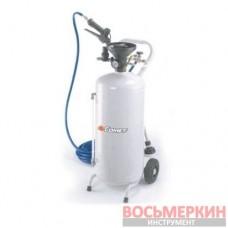 Аппарат для распыления жидких моющих средств 24 л Sx 24 foam inox Comet