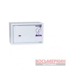 Мебельный сейф ключевой 4,5кг БС-20КД.7035 Ferocon