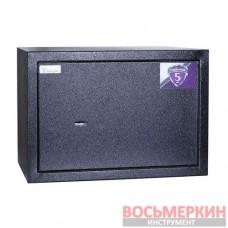 Мебельный сейф ключевой 6,2 кг БС-25К.9005 Ferocon