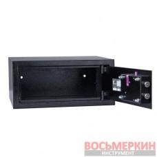 Мебельный сейф ключевой 5,3 кг БС-23К.9005 Ferocon