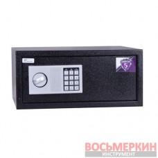 Мебельный сейф электронный 8,6 кг БС-24Е.9005 Ferocon