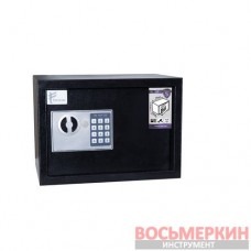 Мебельный сейф электронный 6 кг БС-25Е.9005 Ferocon