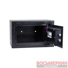 Мебельный сейф ключевой 12 кг ЕС-20К.9005 Ferocon