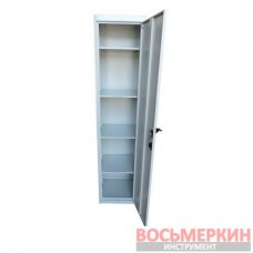 Бухгалтерский шкаф ШСБ-11-01-04х18х04-Ц-7035 Ferocon