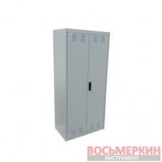 Бухгалтерский шкаф ШСБ-12-02-08х18х04-Ц-7035 Ferocon
