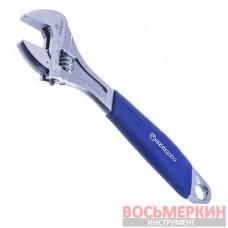 Ключ разводной с обрезиненной ручкой 200мм AWR2200 Стандарт