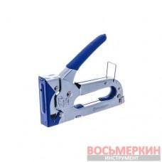 Степлер механический с обрезиненной ручкой от 4 мм до 8 мм SGL0408 Стандарт
