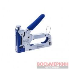 Степлер механический регулируемый с обрезиненной ручкой скоба от 4 мм до 14 мм SGA0414 Стандарт