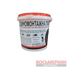 Монтажная паста Solo красная с герметиком 1 кг Украина