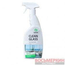 Очиститель стекол Clean Glass бытовой 600 мл тригер 130600 Grass