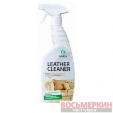 Очиститель-кондиционер кожи «Leather Cleaner» 600 мл тригер 131600 Grass