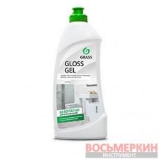 Моющее средство для ванной комнаты и кухни Gloss gel 500 мл 221500 Grass