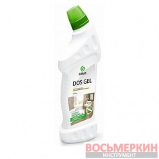 Дезинфицирующий чистящий гель DOS GEL 750 мл 219275 Grass