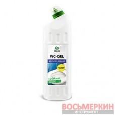 Средство для чистки сантехники WC- Gel 1л 125437 Grass