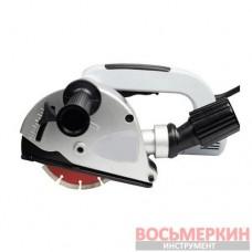 Штроборез 1400Вт 9000 об/мин диск 125 мм глубина пропила до 30 мм ширина пропила до 26 мм DT-0200 Intertool