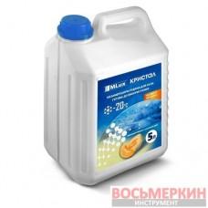 Омыватель Кристал 5л -20 с запахом дыни 151000115 MLux