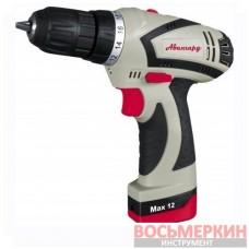 Дрель-шуруповерт ДА-06/12Л Авангард