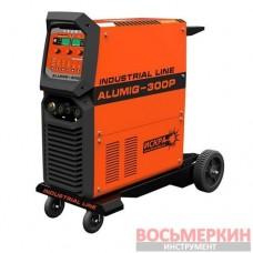 Аргонная сварка Industrial Line ALUMIG-300P Искра