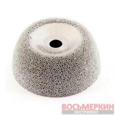 Контурный круг, абразивная полусфера 90 мм зерно 390ед RH122 Tech США