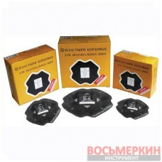 Пластырь диагональный D 6 4 235 мм 4 слоя корда Росввик Rossvik