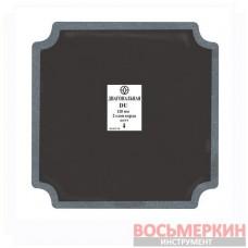 Пластырь диагональный Du 0 200 мм 4 слоя корда Россвик Rossvik