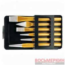 Набор выколоток и зубил, 6 предметов T29650 Ampro