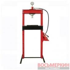 Пресс напольный гидравлический ручной 20000 кг ZX0901F Best