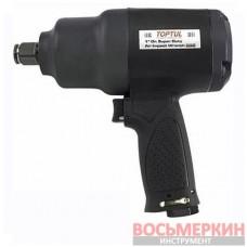 Гайковерт пневматический 1 1898Нм 6500об/мин KAAC3214 Toptul