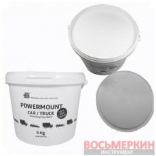 Монтажная паста Powermont белая 5 кг 5931855 Tip top Германия