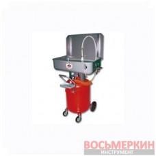 Пневматическая установка для мойки деталей 70 л WL1971-57 ОМА