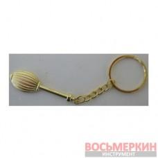 Брелок Холодное оружие золото 56609