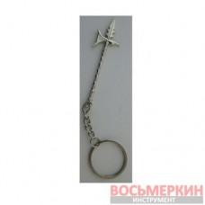 Брелок Холодное оружие серебро 56618